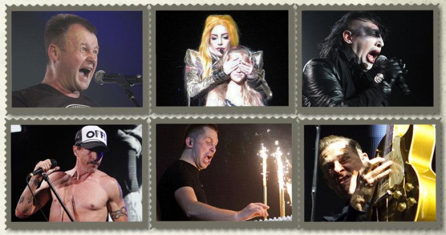 Geriausias metų muzikinis šou 2012