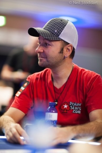 Danielis Negreanu / PokerStarsBlog.com nuotr.
