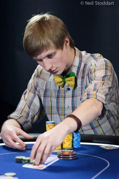 Mantas Visockis / PokerStarsBlog.com nuotr.