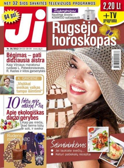 žurnalas Ji nr. 36