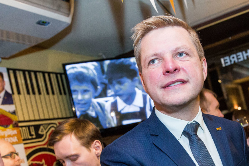 Luko Balandžio / 15min nuotr./Liebralų sąjūdis laukia Seimo rinkimų antrojo turo rezultatų