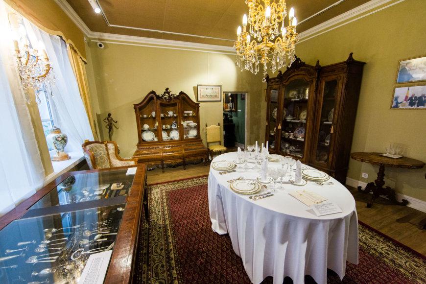 Luko Balandžio / 15min nuotr./Lietuvos kulinarinio paveldo muziejus