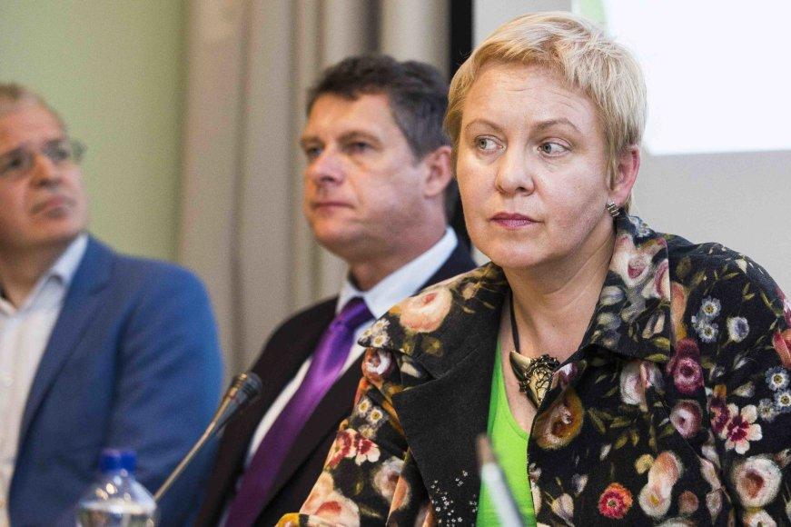 Luko Balandžio / 15min nuotr./Medikų diskusija apie Pagalbinio apvaisinimo įstatymo projektą