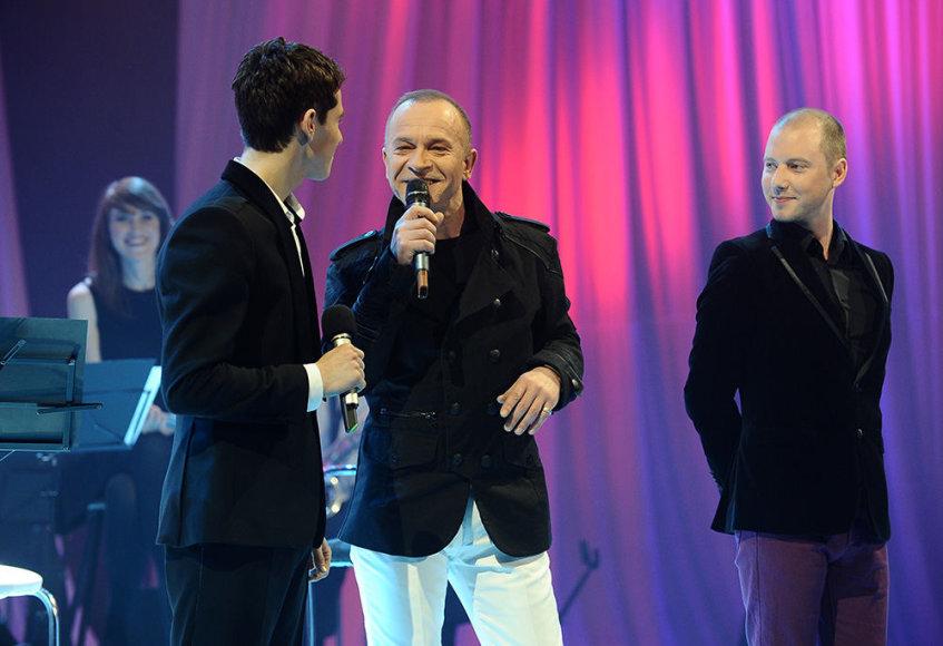 Donatas Montvydas, Kastytis Kerbedis ir Sasha Song
