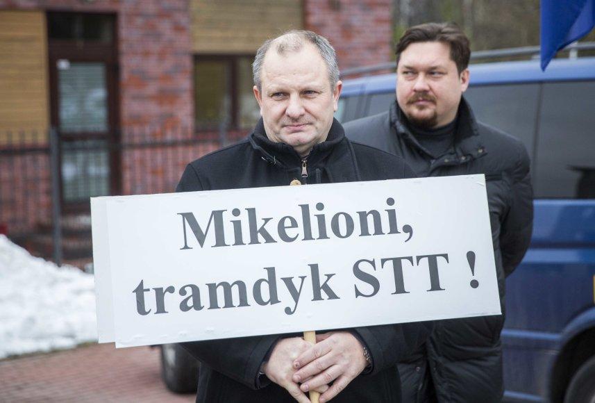 Luko Balandžio / 15min nuotr./Kęstas Komskis