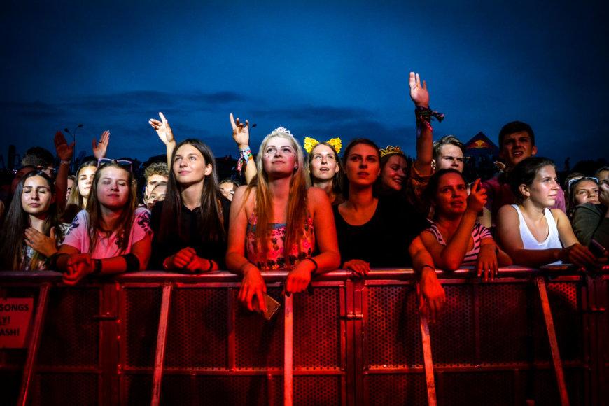 """Viktorijos Savickos nuotr./Festivalio """"Galapagai 2017"""" pirmoji diena"""