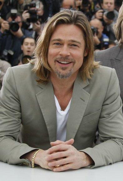 Aktorius Bradas Pittas