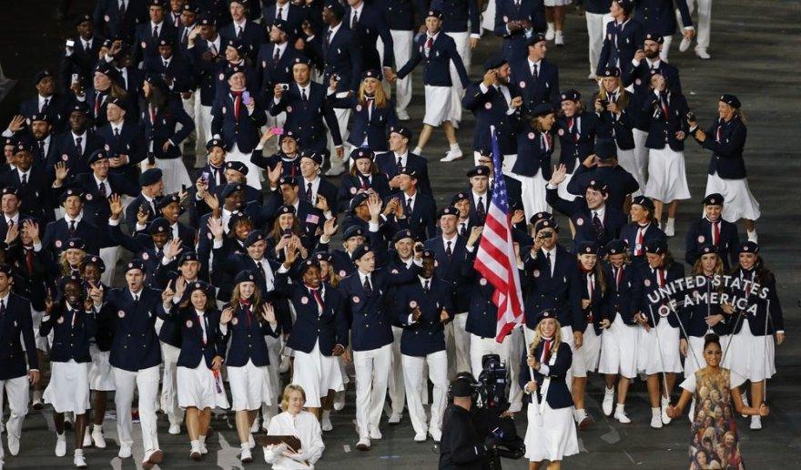 Jungtinių Amerikos Valstijų delegacija