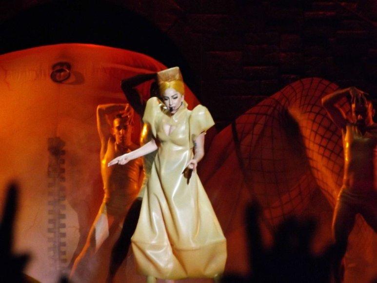 Lady Gagos koncertas Vilniaus Vingio parke