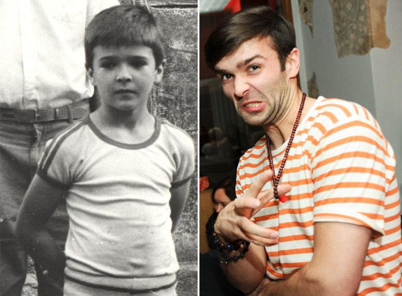 Šarūnas Kirdeikis – anksčiau ir dabar
