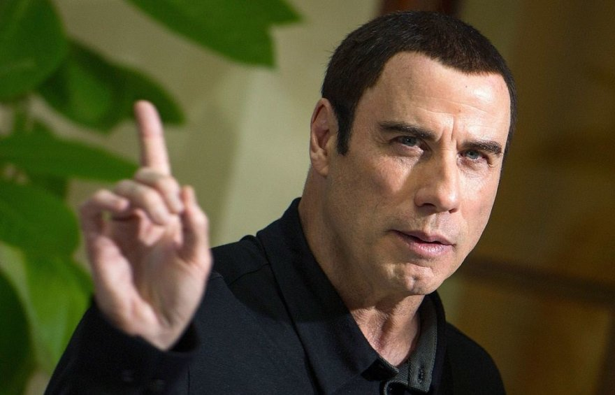 Johnas Travolta