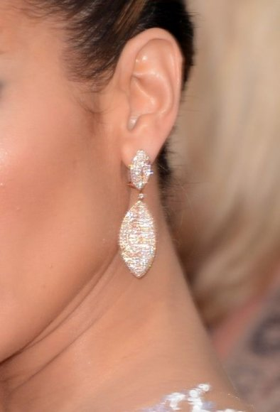 Jennifer Lopez auskaras