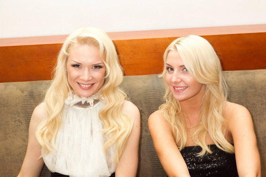 Natalija Bunkė ir Monika Kvietkutė