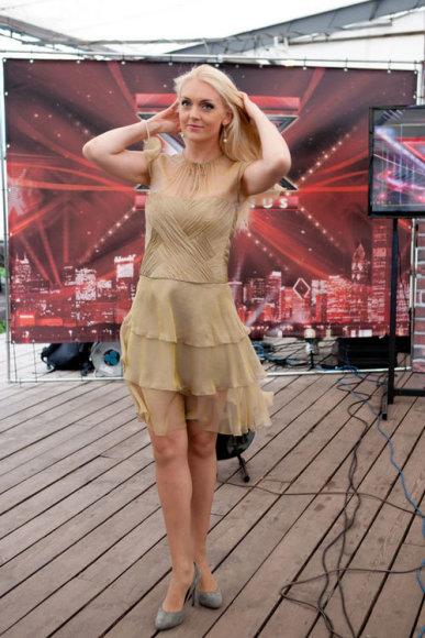 Dainininkė Rūta Ščiogolevaitė