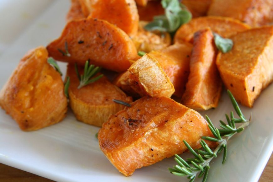 Krosnyje keptos morkos