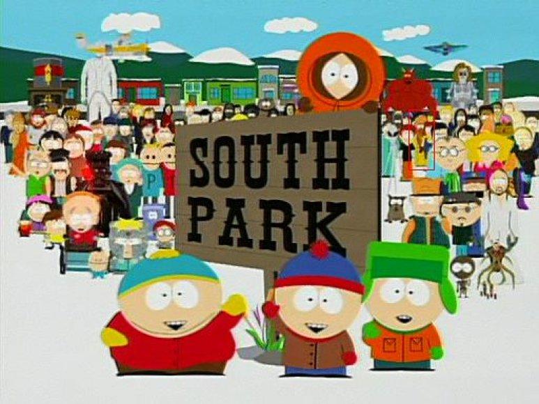 """""""Pietų parkas"""""""