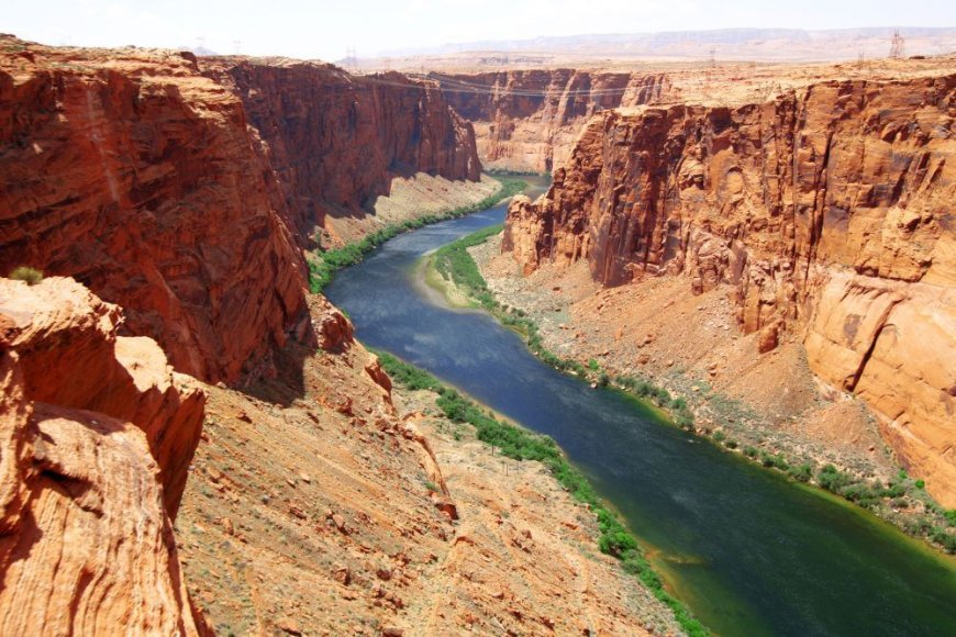 Didysis Kolorado kanjonas