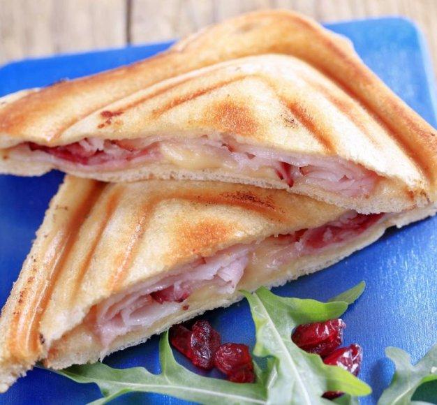 Pikantiškas sumuštinis