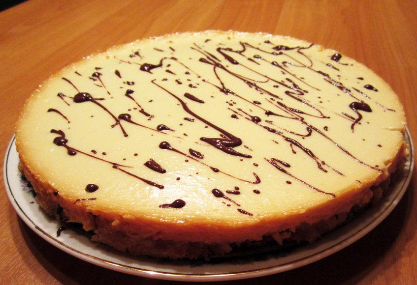 Gaivus ir lengvas varškės pyragas