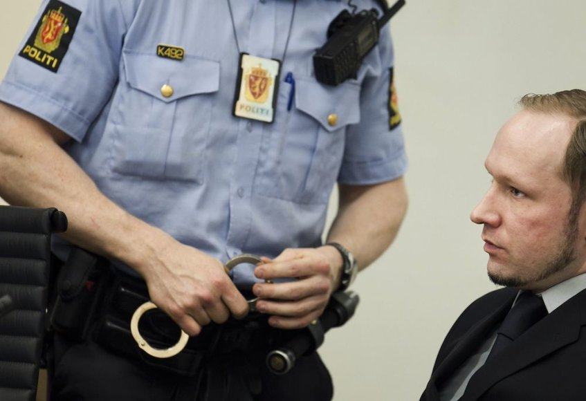 Anderso Behringo Breiviko išpuoliai