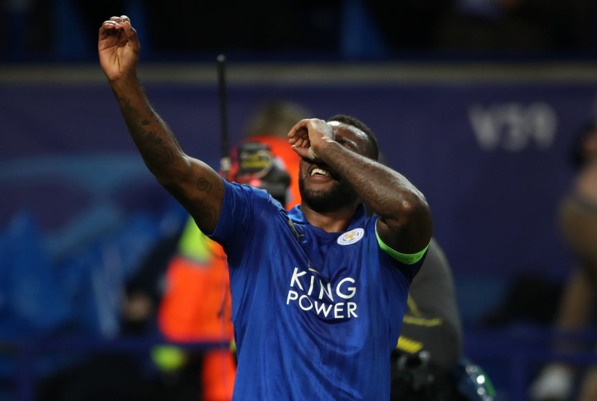 """Scanpix""/AP nuotr./""Leicester City"" – ""Sevilla"""