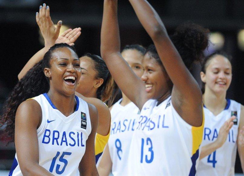 Brazilijos krepšinio rinktinė