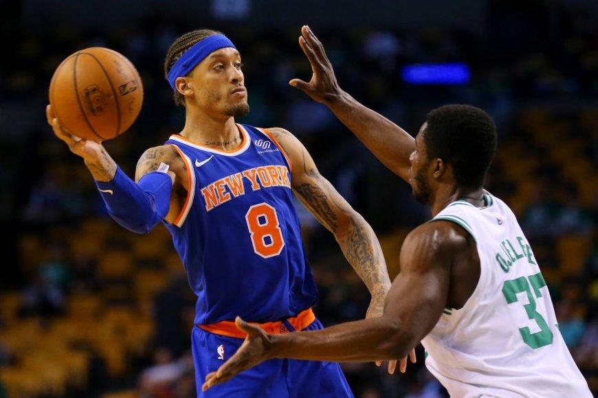 """Reuters""/""Scanpix"" nuotr./""Celtics"" – ""Knicks"""