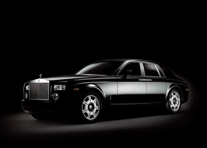 Rolls-Royce Phantom limuzinas