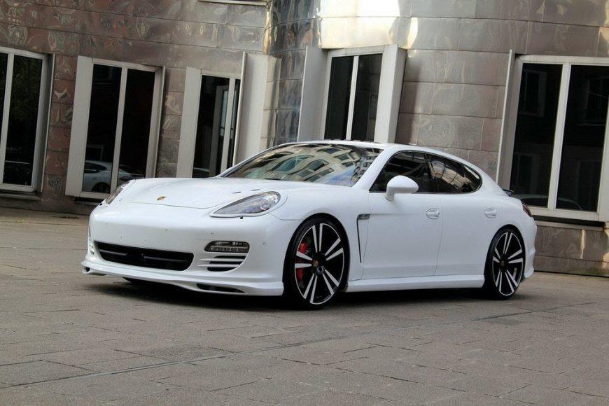 Anderson patobulintas Porsche Panamera GTS