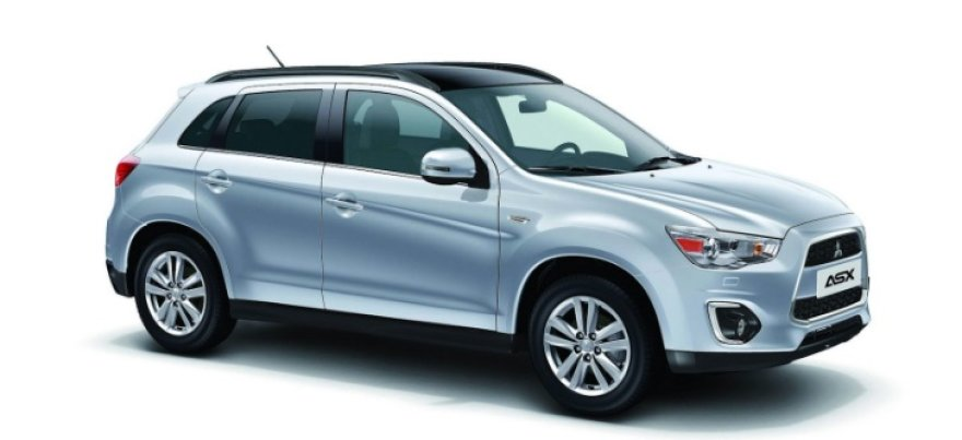 Atnaujintas Mitsubishi ASX