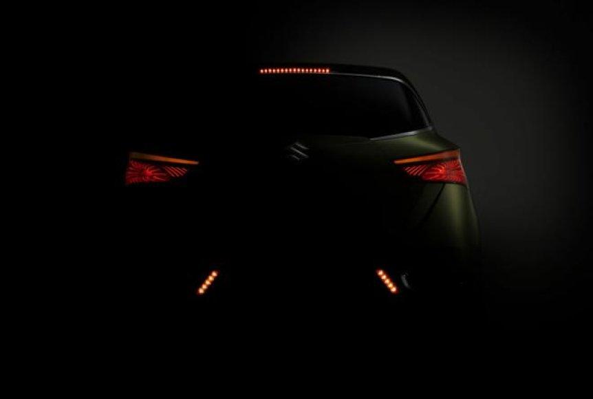Suzuki S-Cross koncepcija