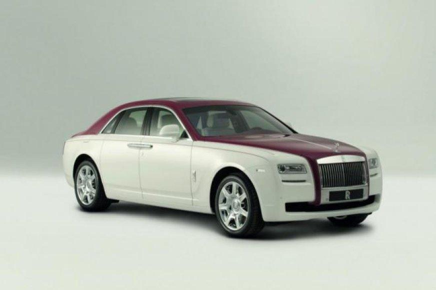Rolls-Royce Ghost One-Off Qatar Edition