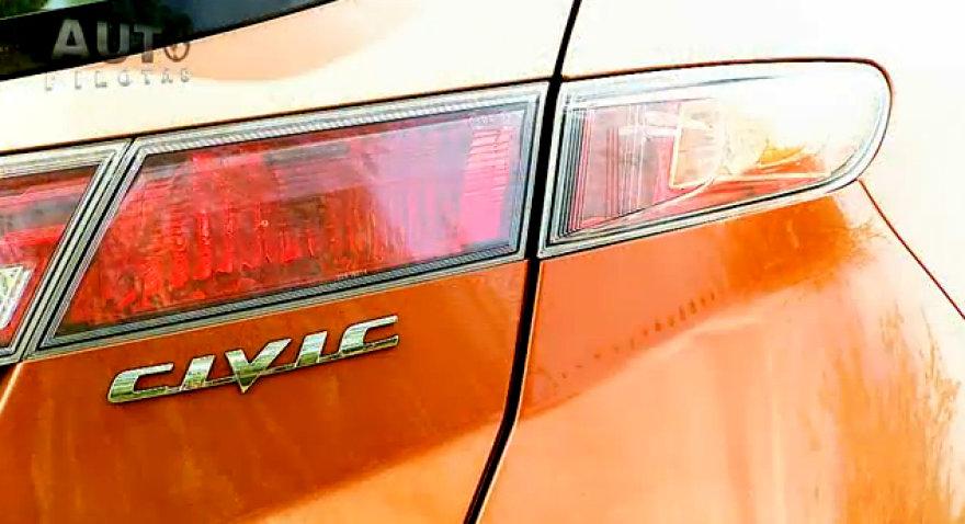 Naudota Honda Civic