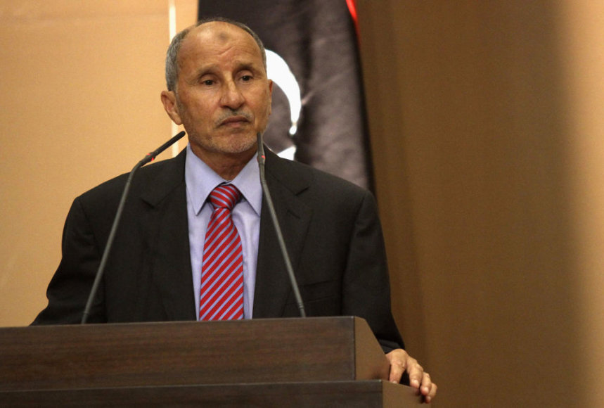 Mustafa Abdel Jalilas