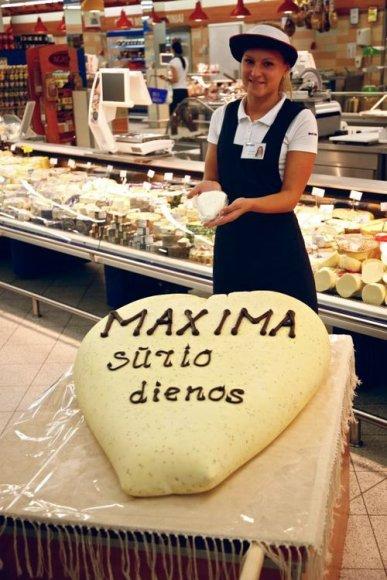 MAXIMA Sūrio dienos