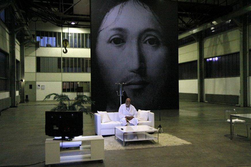 Romeo Castellucci spektaklis