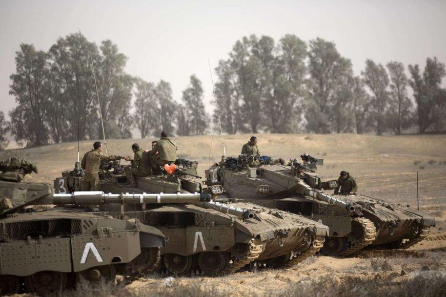 Izraelio armija