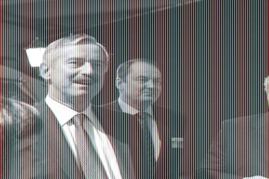 """Siim Kallas teigiamai įvertino """"Rail Baltica"""" eigą"""