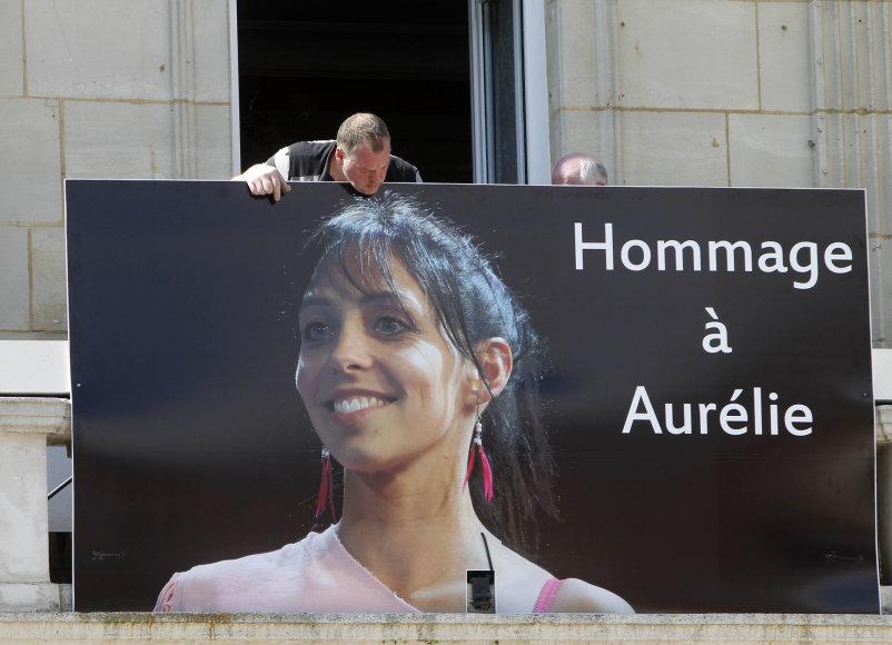 """""""Scanpix""""/AP nuotr./Aurélie Châtelain"""