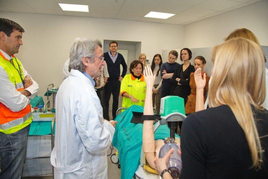 Liudo Andriušio nuotr./Nauja donorystės programa sutrumpins laukiančiųjų transplantacijos eilę