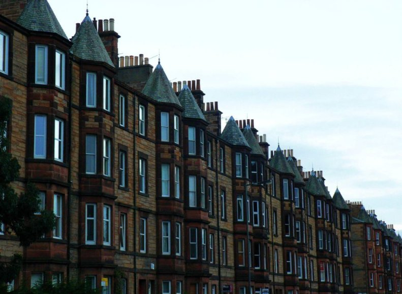 Gyvenamieji namai Didžiojoje Britanijoje