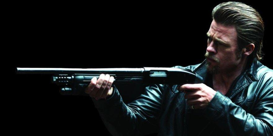 """Bradas Pittas filme """"Kazino apiplėšimas"""""""