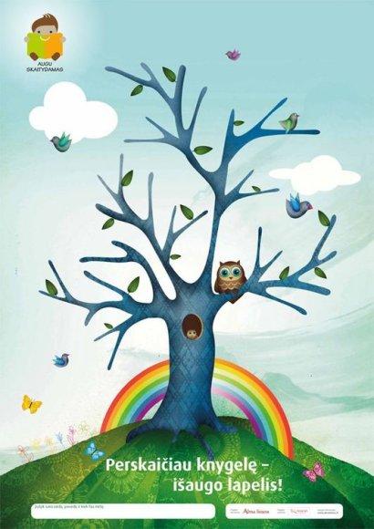 Knygų medis