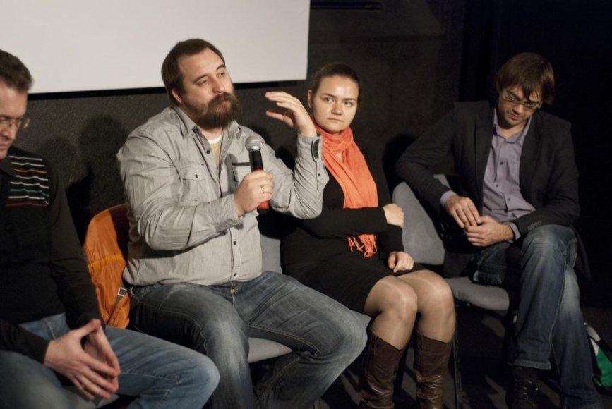 Diskusija apie žmogaus teisių padėtį Baltarusijoje