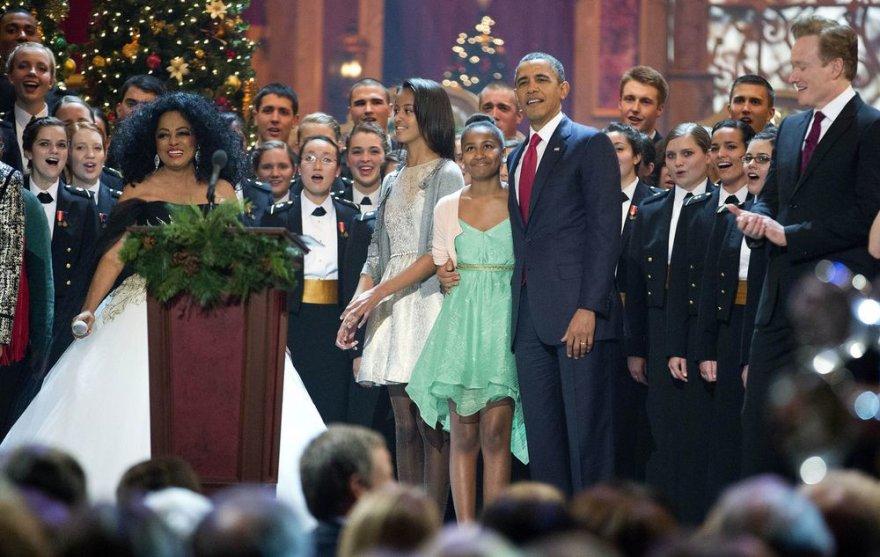 """""""Kalėdos Vašingtone"""""""