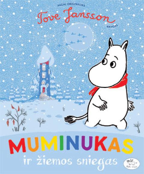 """Knyga """"Muminukas ir žiemos sniegas"""""""