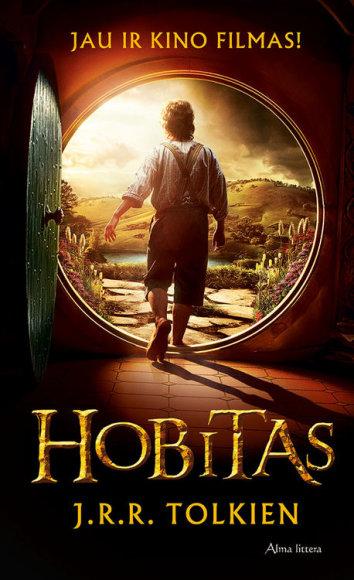 """Hobitas"" – jau knygynuose"