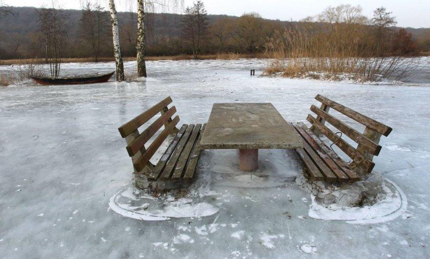 Užšalusi Lenkija