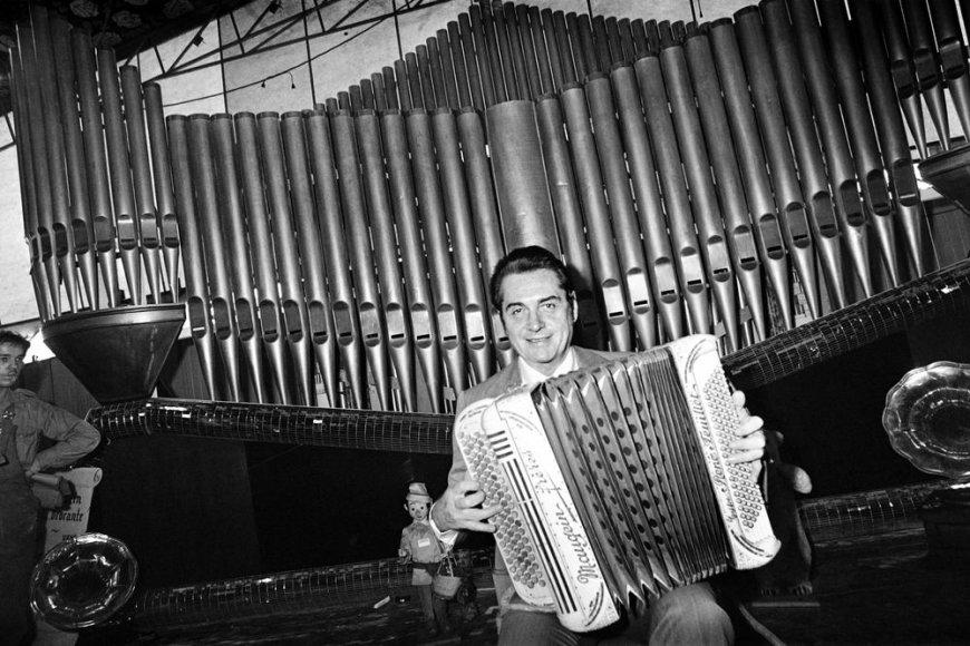Andre Verchurenas 1977 metais