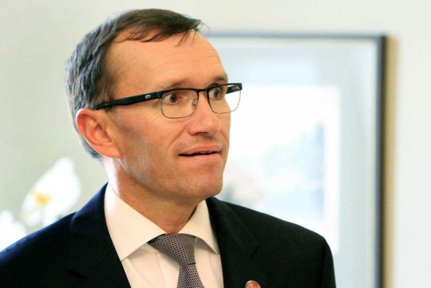 Norvegijos užsienio reikalų ministras Espenas Barthas Eide